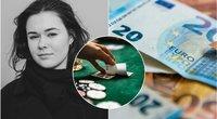 Asociatyvi nuotrauka, pokerio lošėjo merginos išpažintis  (nuotr. Shutterstock.com)