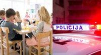 COVID-19 užsikrėtusi darželio direktorė policijos buvo rasta darbe (nuotr. tv3.lt)
