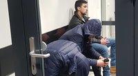 Strazdauskaitės žudikai vėl teisme: netrukus išgirs, kas jų laukia (nuotr. TV3)