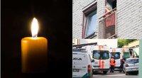 Tragedija Vilniuje sukrėtė skaitytoją  (tv3.lt fotomontažas)