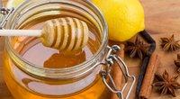 Medus ir cinamonas (nuotr. 123rf.com)