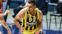 Edgaras Ulanovas. (nuotr. Euroleague Basketball)