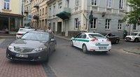 Vilniaus senamiestyje bus ribojamas eismas (nuotr. Broniaus Jablonsko)