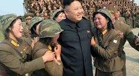 Moterys Šiaurės Korėjos kariuomenėje: prievartavimai, badas ir sanitarinių sąlygų košmaras (nuotr. SCANPIX)