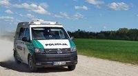 """Mažeikių rajone nušautas policijos pareigūnas (nuotr. Mažeikių rajono savivaldybė """"Facebook"""")"""