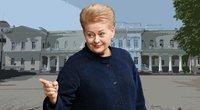 Dalia Grybauskaitė (tv3.lt fotomontažas)