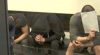 Kauno teismas pradėjo nagrinėti jaunos I. Strazdauskaitės nužudymo bylą (nuotr. TV3)