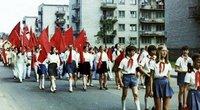 Sovietinės pavasario šventės (nuotr. Wikipedia)
