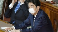 Shinzo Abe (nuotr. SCANPIX)