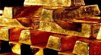 Lietuva turi 5,8 tonas aukso (nuotr. SCANPIX)
