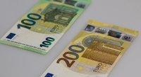 Naujieji banknotai