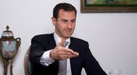 Basharas al-Assadas (nuotr. SCANPIX)