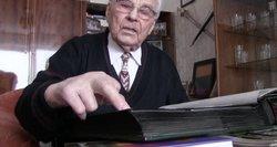 Įkvėpimas visiems: 97-erių partizanas Juozas pandemijos kančia nevadina
