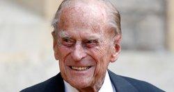 Naujausios žinios apie 99-erių princą Philipą: ligoninėje jis jau 27 dienas