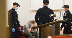 Nužudyti 15-metę paauglys galėjo slėpdamas kitą nusikaltimą