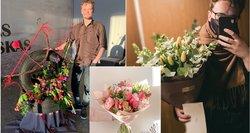 """Klaipėdietį gėlių floristą stebina tautiečių norai: """"Lietuviai mėgsta pervertinti savo galimybes"""""""