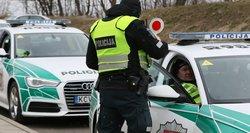 Policija apie judėjimo ribojimus: gyventojai gali būti tikrinami ir mieste, daugiausia dėmesio – kurortams
