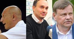 LKF prezidento kėdė: galybė svarstymų ir kritika Javtoko komandos nariui