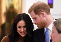 Karalienės pusseserė žodžių į vatą nevyniojo: Markle ir Hariui turi ką pasakyti