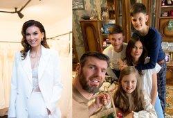 Neseniai ketvirtosios atžalos susilaukusi Lavrinovič – apie nėštumą, vaikų reakcijas ir sūnaus vardą