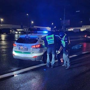 Mirtina avarija Vilniuje: paskui partrenktą 19-metį bėgo ir moteris su vaiku