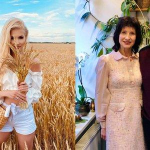 Atviras Stumbrienės interviu – apie mamą bei judviejų ryšį: visada auklėjo griežtai