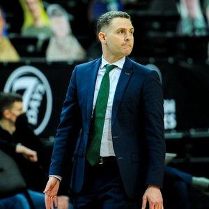 """Pirmąjį Eurolygos sezoną įveikęs Schilleris: apie simbolį Jankį ir lietuvių svarbą """"Žalgiryje"""""""