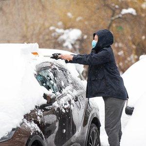 Sinoptikai kalba apie orų permainas: nenustebkite, jei išvysite sniegą