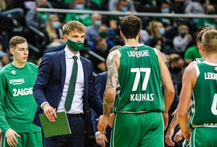 Rungtynių akimirkos (Teodoras Biliūnas/Fotobankas)