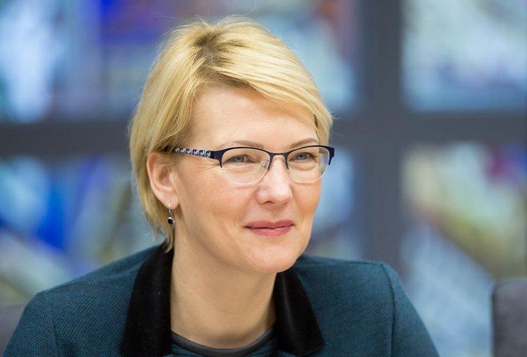 Vilma Augienė, BNS nuotr. SADM šaltinis