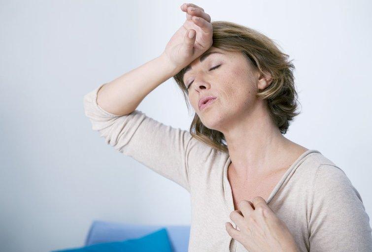 Menopauzė (nuotr. Fotolia.com)