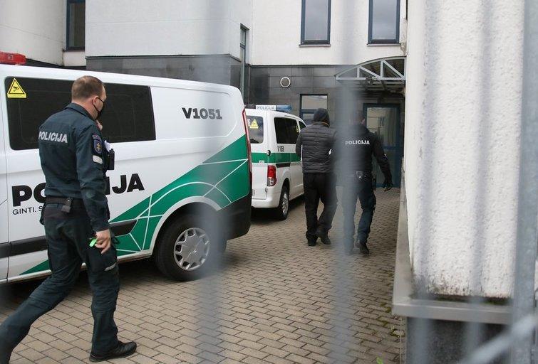 teismas (nuotr. Bronius Jablonskas/TV3)