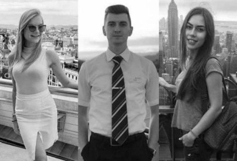 Katastrofos metu žuvę ukrainiečių ekipažo nariai (nuotr. Jevgenijus Terechovas) (nuotr. facebook.com)
