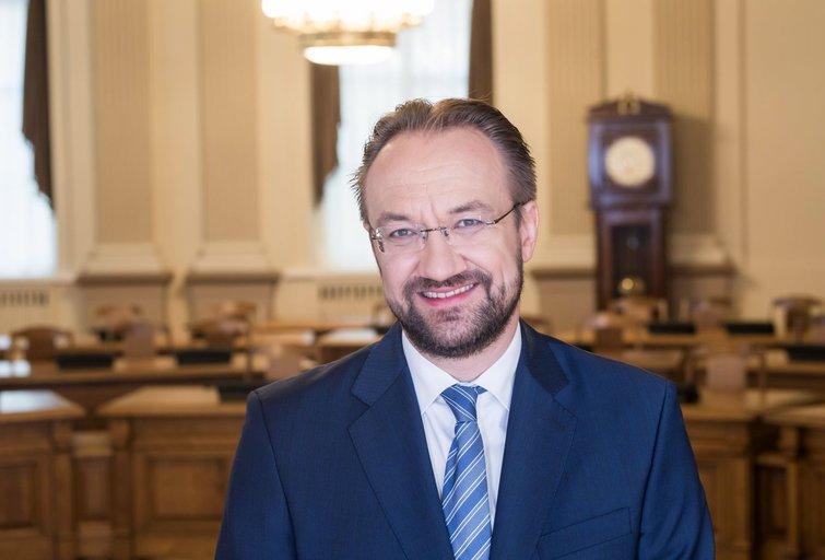 Gediminas Šimkus, LB nuotr.
