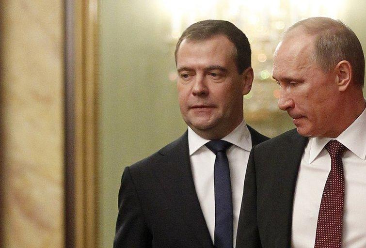Vienas iš Rusijos konstitucijos autorių: Putinas ruošia sau patogų krėslą (nuotr. SCANPIX)