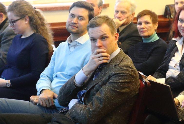 Gabrielius Landsbergis (nuotr. Tv3.lt/Ruslano Kondratjevo)