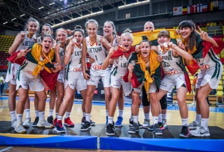 Rinktinė sužinojo savo varžovus. (nuotr. FIBA Europe)