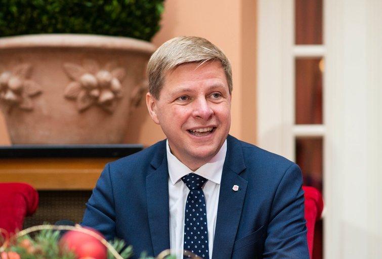 Vilniaus meras Remigijus Šimašius (nuotr. Fotodiena/Justino Auškelio)