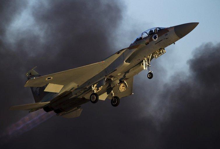Izraelio kariuomenė (nuotr. SCANPIX)