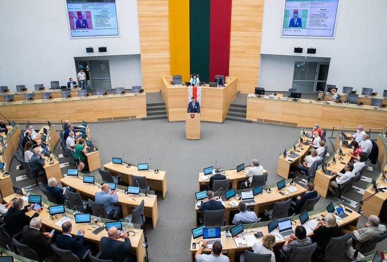 Seimas (www.lrs.lt)