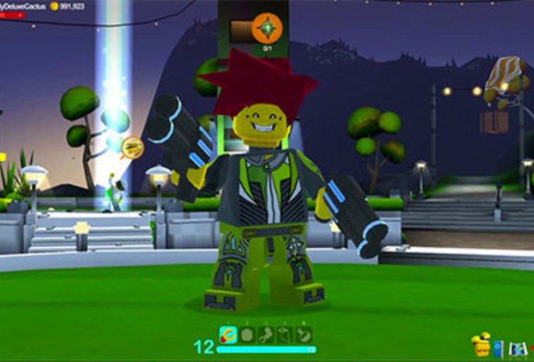 LEGO Universe žaidimas (nuotr. Gamintojo)