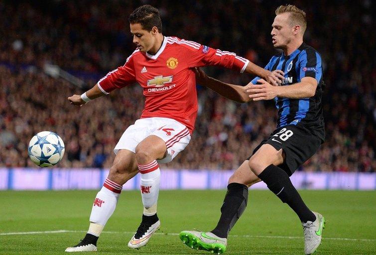 Manchester United - Brugge (nuotr. SCANPIX)