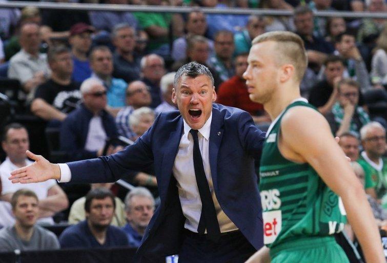 "LKL finalas: ""Žalgiris"" – ""Lietkabelis""  (nuotr. Tv3.lt/Ruslano Kondratjevo)"