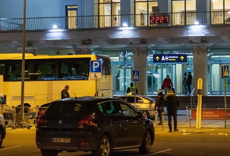 Vilniaus oro uostas (nuotr. Broniaus Jablonsko)