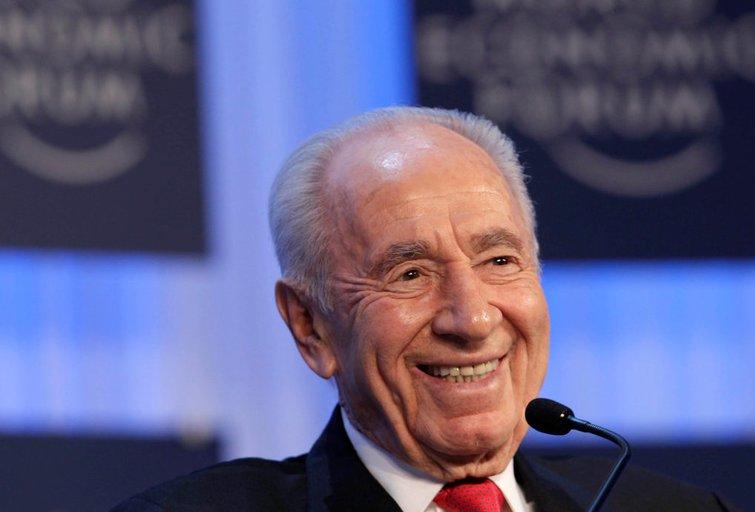 Mirė buvęs Izraelio prezidentas Shimonas Peresas  (nuotr. SCANPIX)