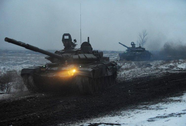 Britų generolo prognozė 2017-iesiems: Rusijos išpuolis ir Baltijos šalių aneksija (nuotr. SCANPIX)