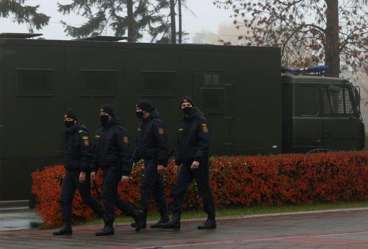 Situacija Minske (nuotr. SCANPIX)