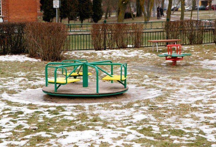 Vaikų darželis (nuotr. Tv3.lt/Ruslano Kondratjevo)