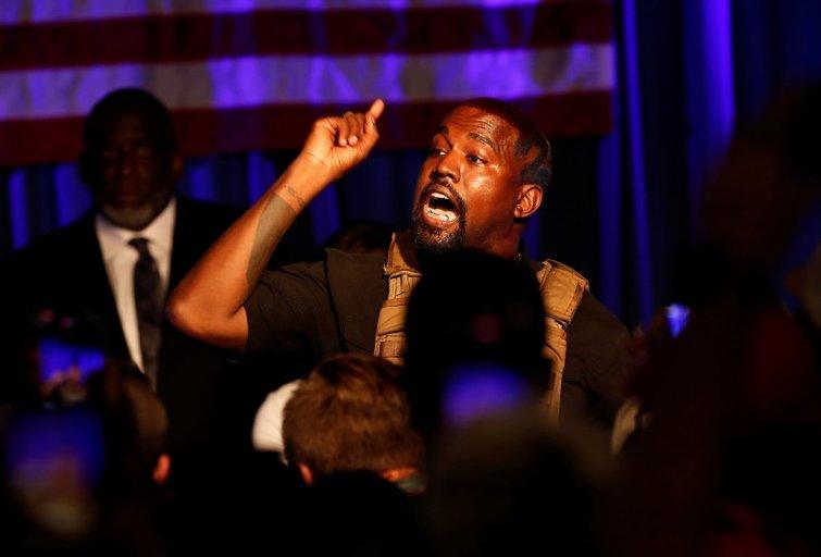 Kanye Westas (nuotr. SCANPIX)