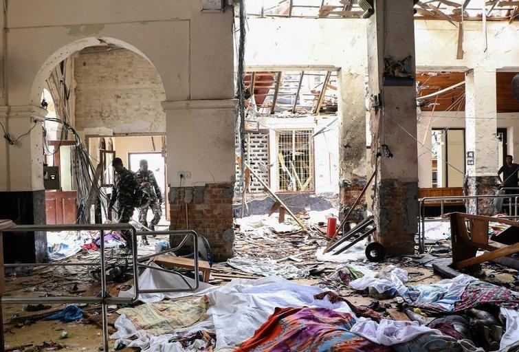 Teroristų ataka (nuotr. SCANPIX)